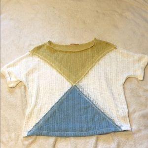 Color Block shirt by aces Femme